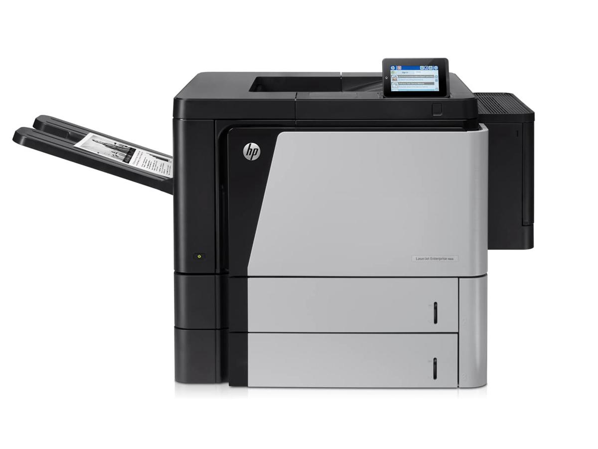 Hewlett Packard - HP Hp Laserjet Enterprise M806Dn