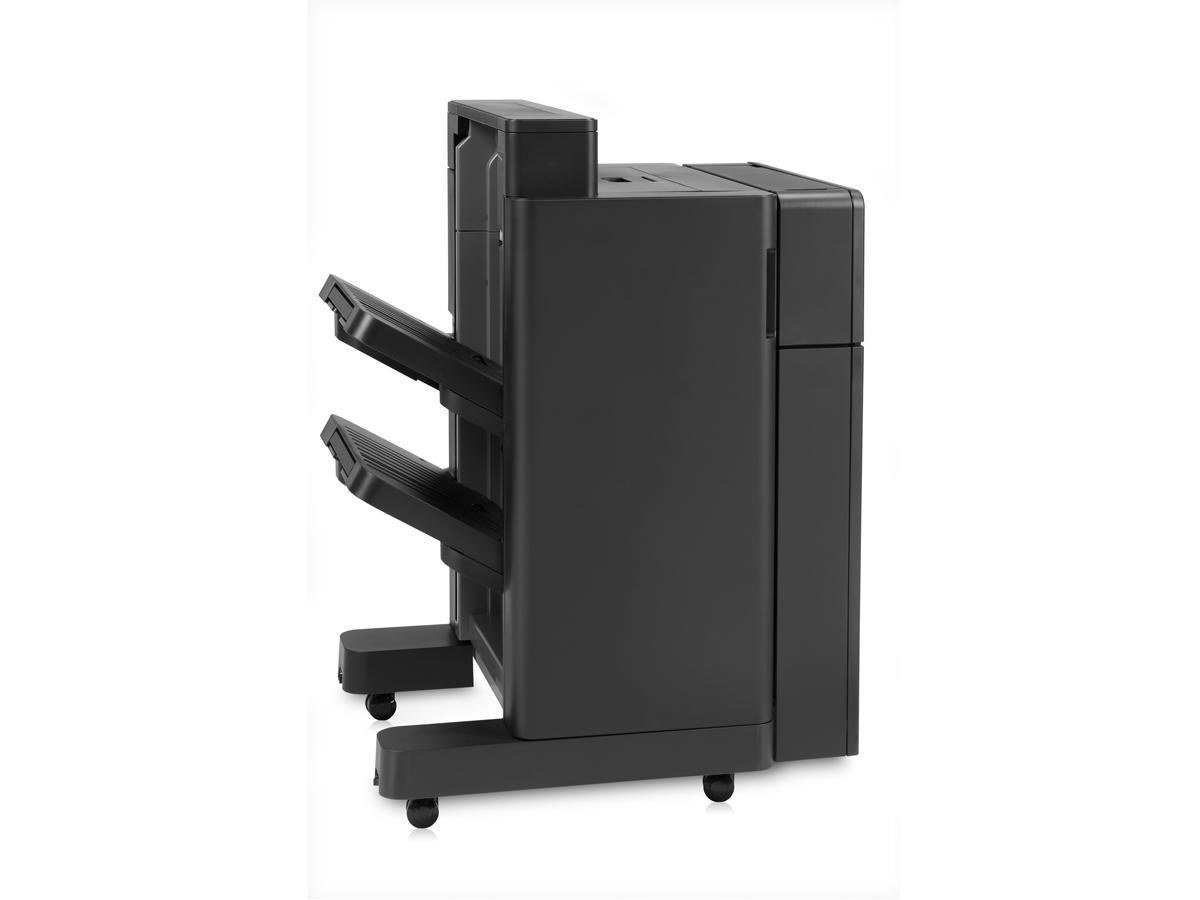 Hewlett Packard - HP Stapler/Stacker W/2-3 Punch (
