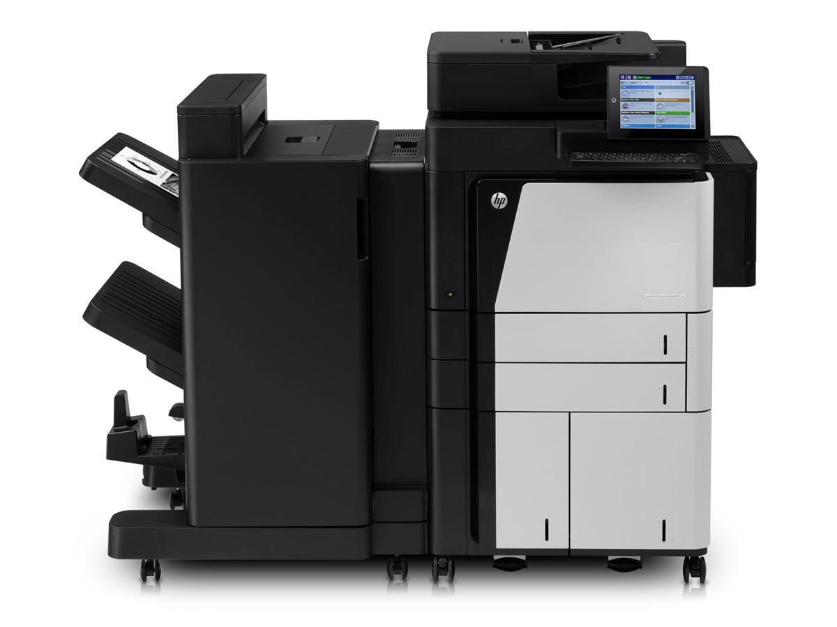 Hewlett Packard - HP Hp Laserjet Enterprise Flow M