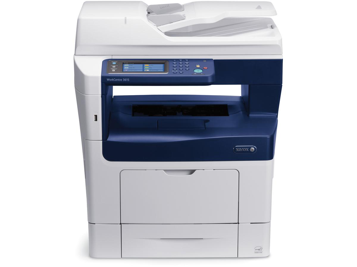 Xerox Workcentre 3615/Dn Multifunction Printer - B
