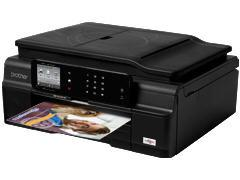 Brother Multifunction - Color - Ink-Jet - Print, C