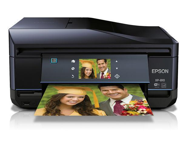 Epson Expression Premium Xp-810 All-In-One