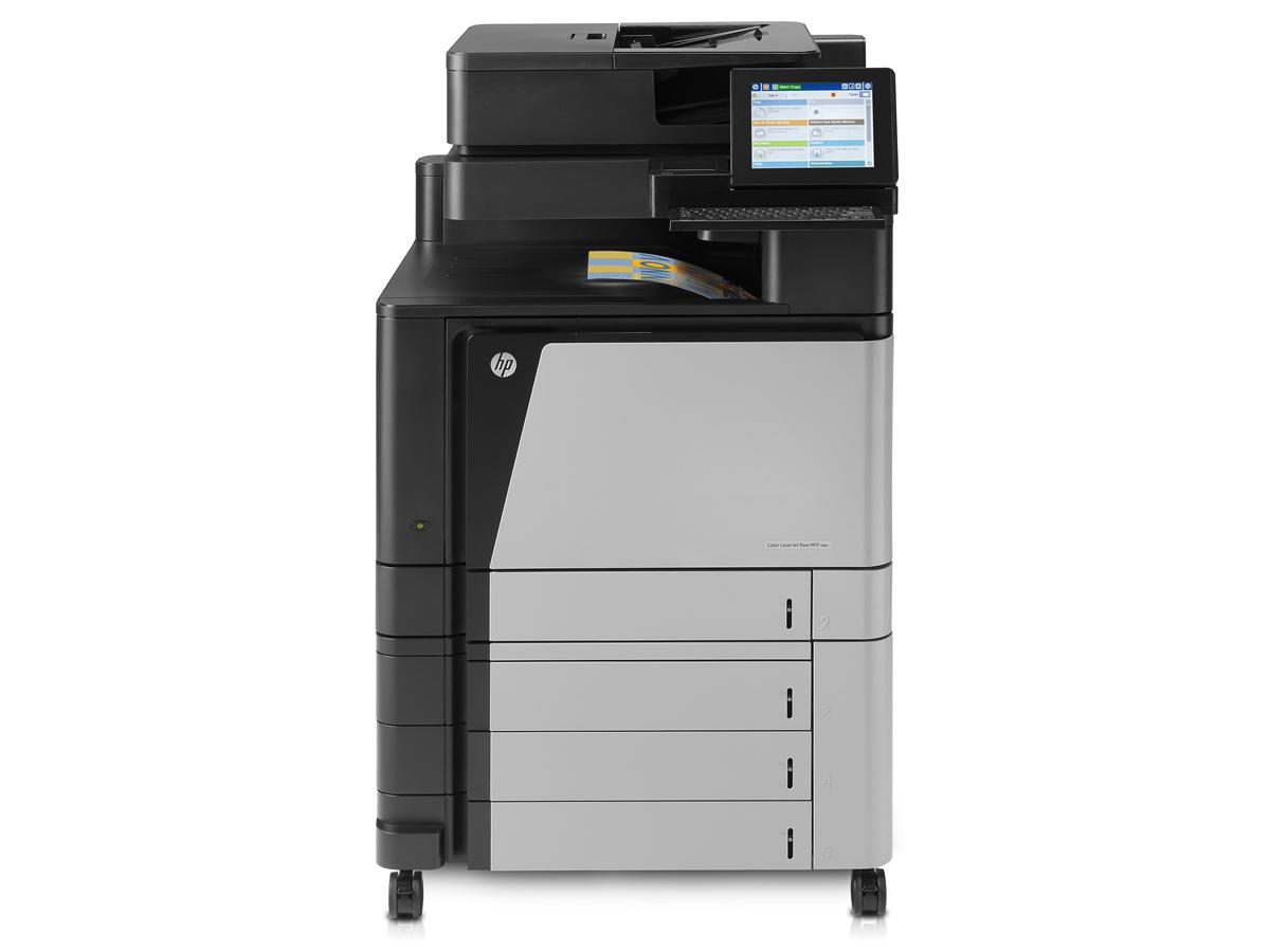 Hewlett Packard - HP Hp Color Laserjet Enterprise