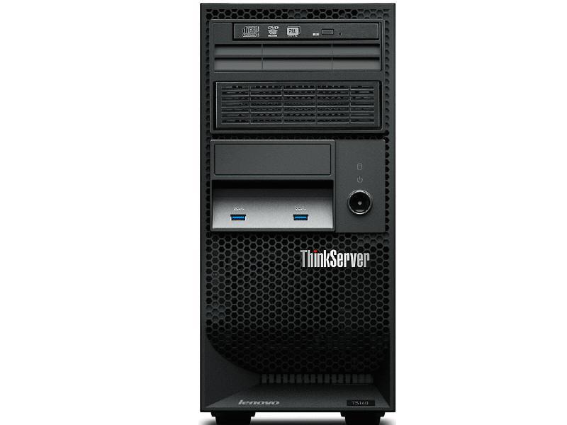 Lenovo Ts Ts140, 1P Tower, 1 X Xeon E3-1225 V3 (3.