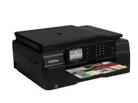 Brother Mfc-J650Dw - Multifunction - Color - Ink-J