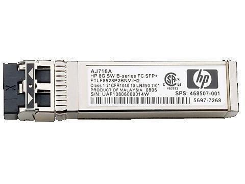 Hewlett Packard - HP Hp Msa 2040 10Gb Sw Iscsi Sfp
