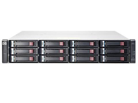 Hewlett Packard - HP Hp Msa 2040 Sas Dual Controll
