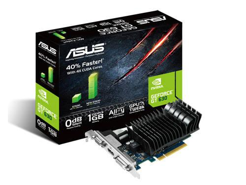 Asus Gt630-Sl-1Gd3-L, Nvidia Geforce Gt 630, Pci E