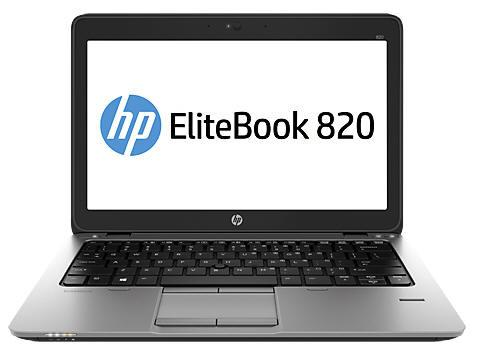 Hewlett Packard - HP Hp Elitebook 820 G1, 12.5-Inc