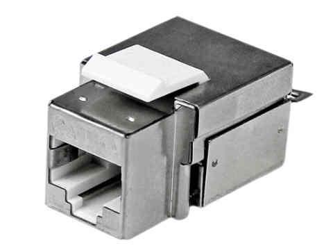 Startech Shielded Cat 6A Keystone Jack - Rj45 Ethe
