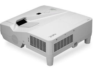 NEC Wxga, Lcd, 3300 Lumen Ultra Short Throw Projec
