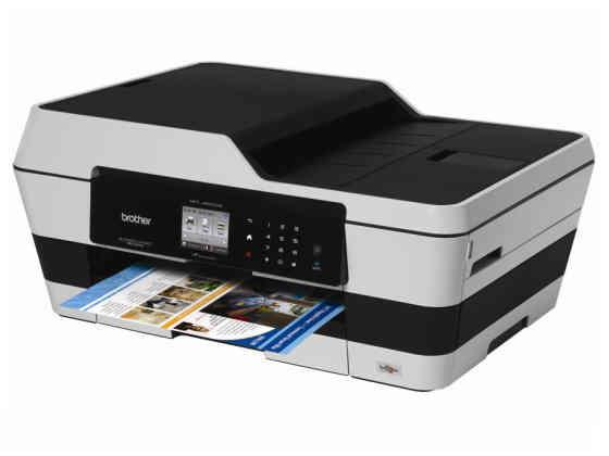 Brother Multifunction - Color - Ink-Jet - Print,