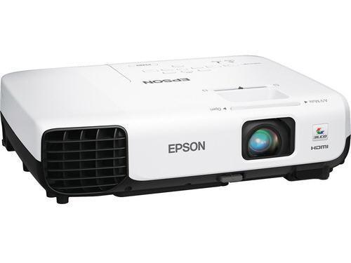 Epson Vs330 - Lcd Projector - 2700 Ansi Lumen - 10