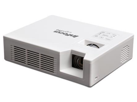 InFocus Dlp Projector - 800 Ansi Lumen - 1280 X 80