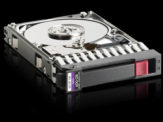 Hewlett Packard - HP 1.2Tb 6Gb Sas 10K Sff Dp Ent