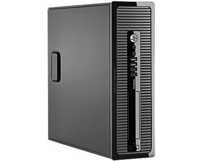 Hewlett Packard - HP Prodesk 400 G1 - Small Form F