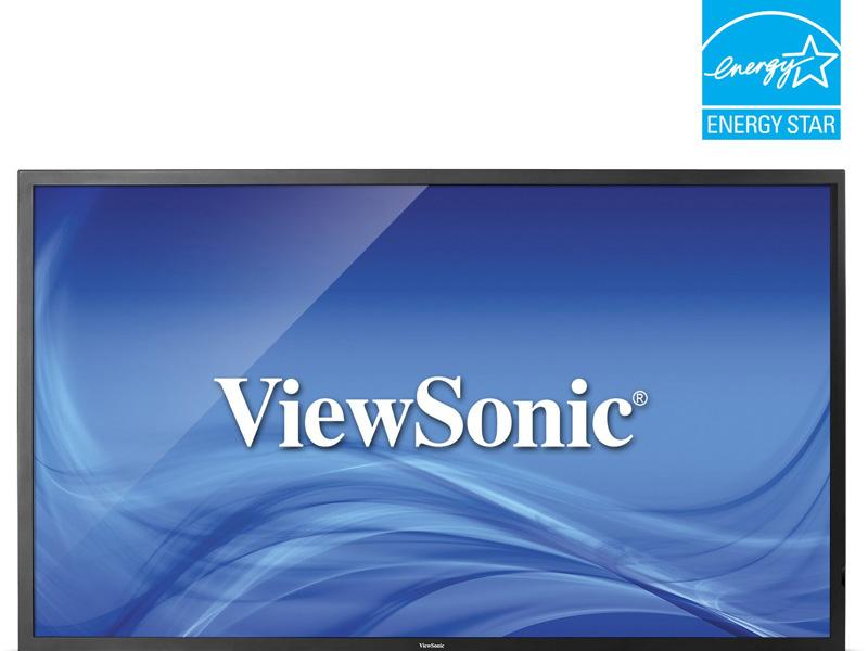 Viewsonic 42In Narrow-Bezel Commercial Led Display