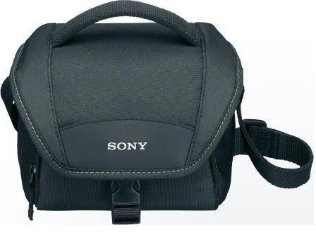 Sony Camcorder Carrying Case Black