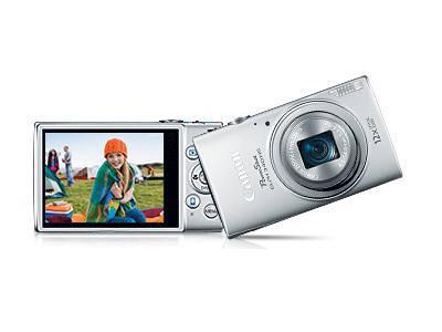 Canon 16.0Mp Cmos Sensor And Canon New Digc 4+ Ima