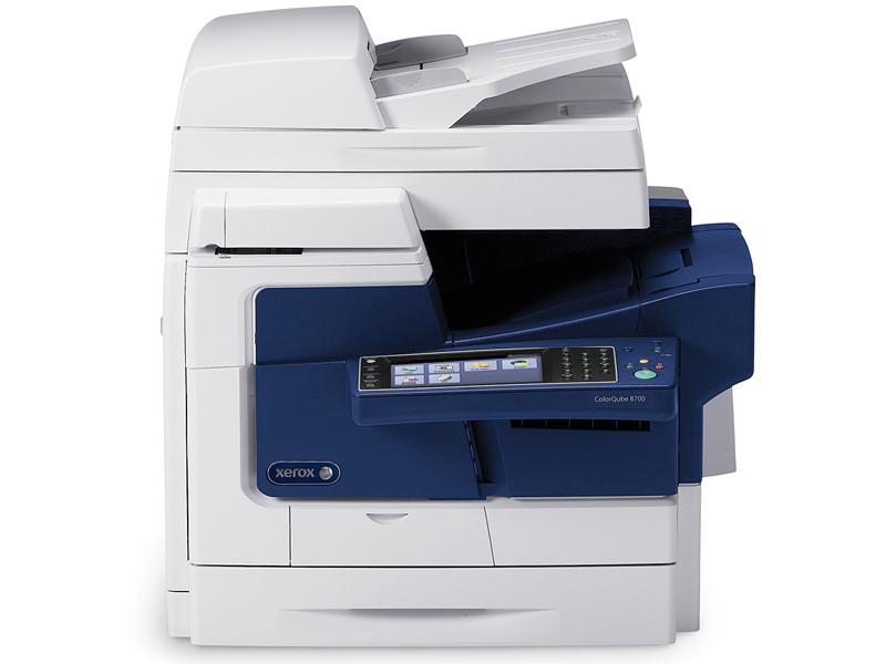 Xerox Colorqube 8700 - Inkjet Printer - Color - In