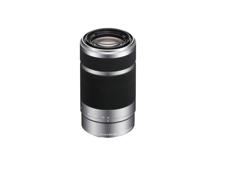 Sony Black (55-210Mm F4.5-6.3) Lens Dell