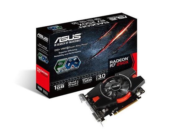 Asus R7250X-1Gd5,Amd Radeon R7 250X,Pci Express 3.