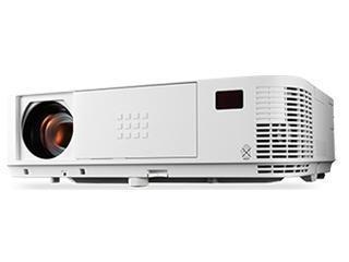 NEC Xga, Dlp, 2800 Lumen Projector W/10,000:1 Cont