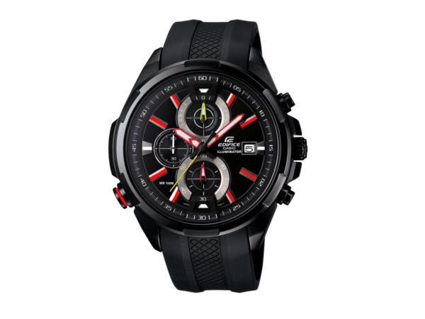 Casio Watch Edifice V Nighttime Luminescence