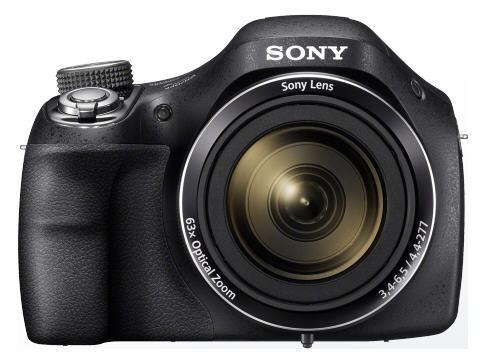 Sony Super Had Ccd Sensor 63X Optl Zoom Blk