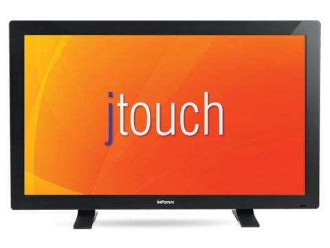 InFocus Jtouch 55 Touch Display Without Pc