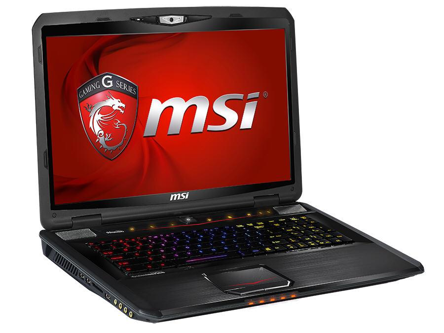 MSI Msi Gt70 2Pe-1461Us, Core I7-4810M,3.7 Ghz, 12