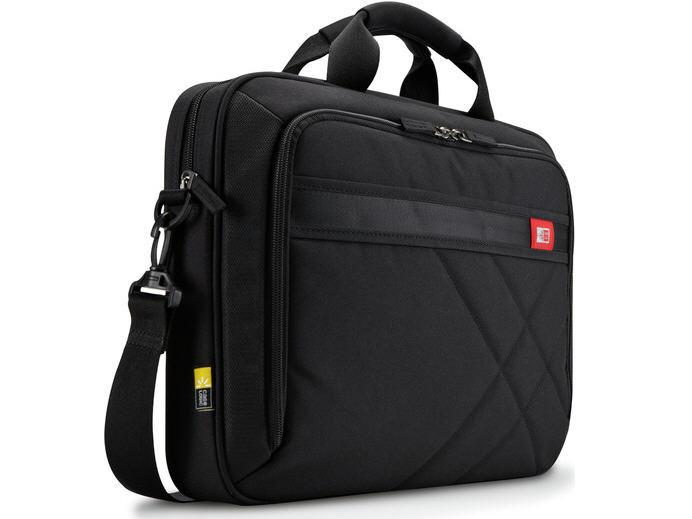 Case Logic 17.3 Laptop With 10 Tablet Case Black