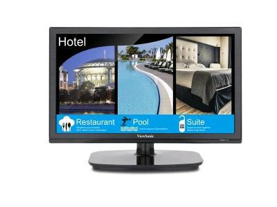 Viewsonic 16In Professional Monitor With Edge Whit