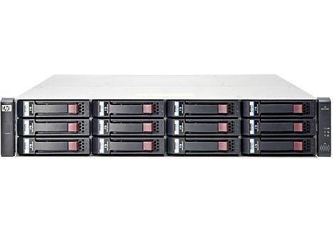 Hewlett Packard - HP Hp Msa 1040 2-Port 1G Iscsi D