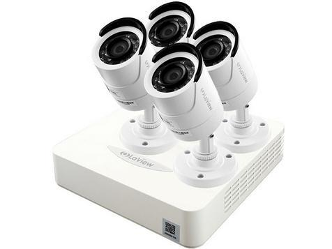 Laview Security Laview Wide Screen 960H Security S