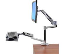 Ergotron Workfit-Lx Sit-Stand Desk