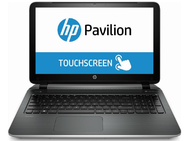 Hewlett Packard - HP Hp Pavilion 17-F080Ca Touchsm