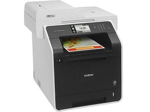 Brother MFC-L8850CDW Color Laser Printer