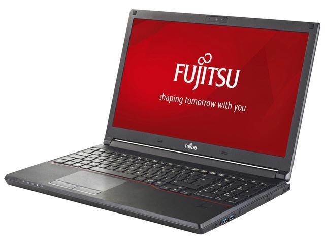 Fujitsu Lifebook E554 - FAISP10188