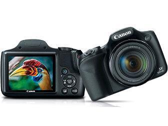Canon Powershot Sx520 Hs.High-End, Advanced Digita