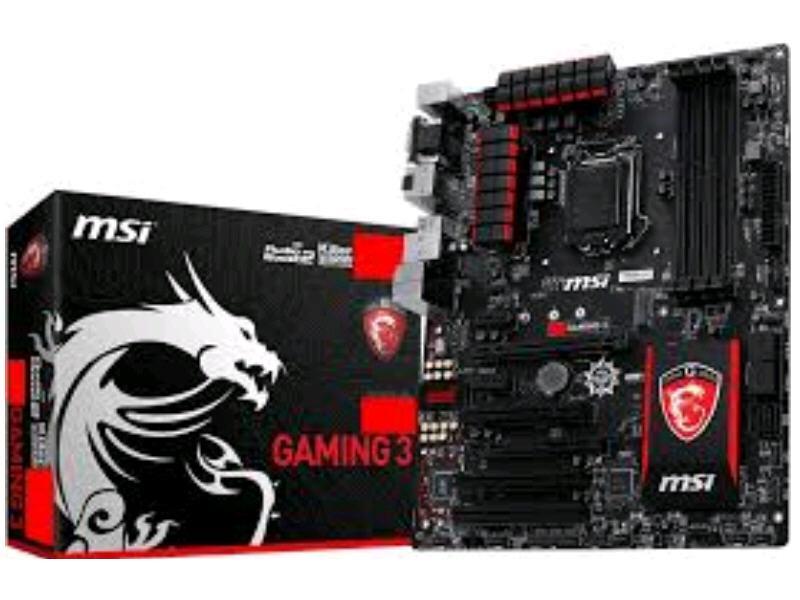 MSI Z97 Gaming 3 + N750Ti-2Gd5/Oc + Gk-601 Mechani