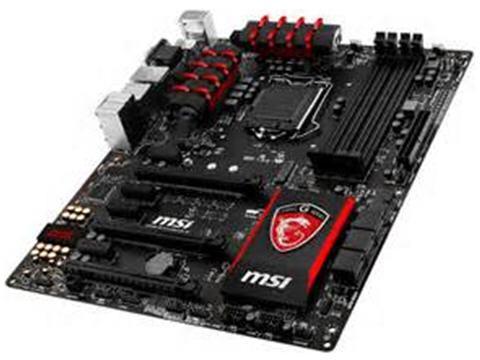 MSI Z97 Gaming 5 + N750Ti-2Gd5/Oc + Gk-601 Mechani