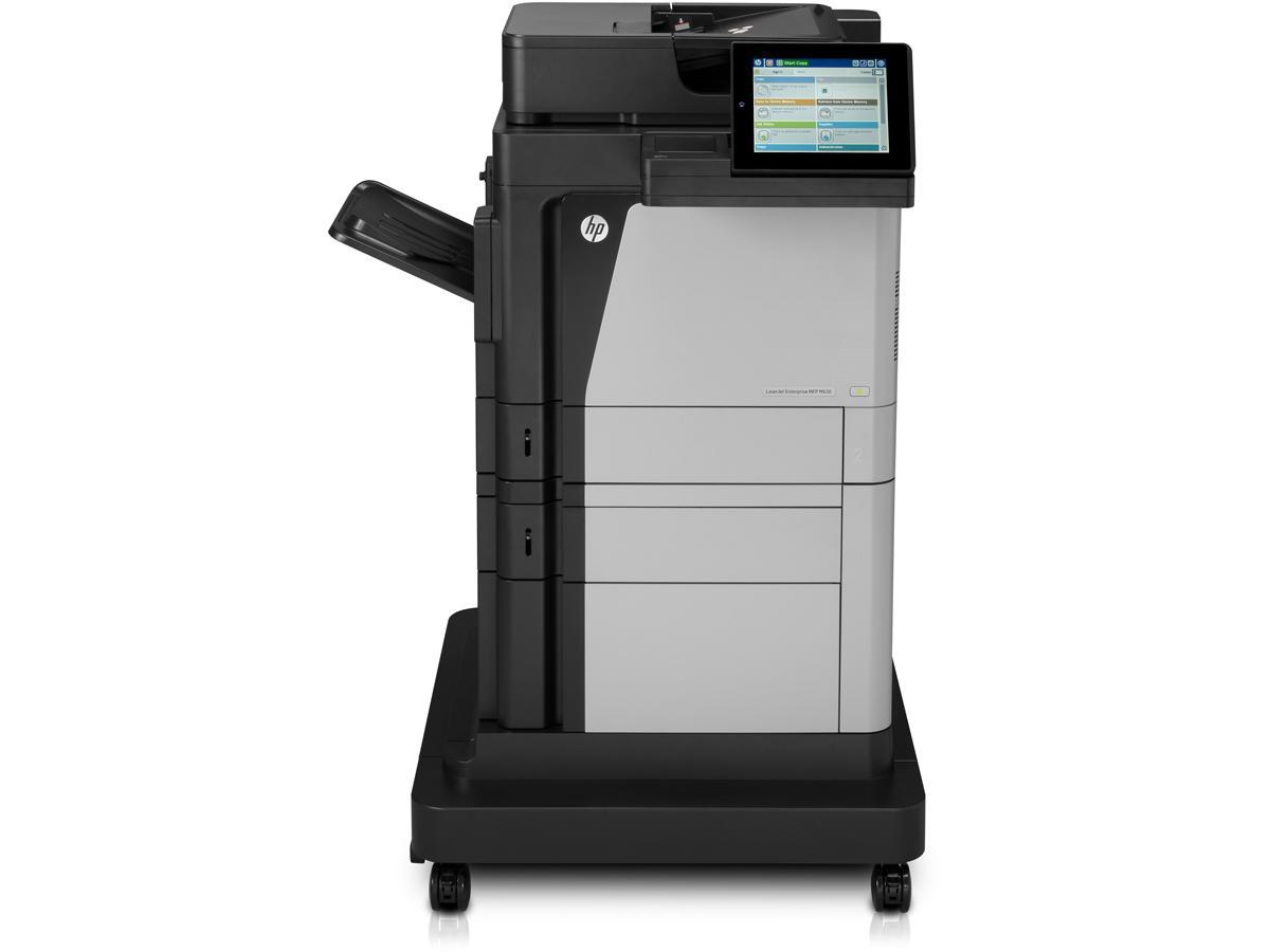 Hewlett Packard - HP Hp Laserjet Enterprise Mfp M6