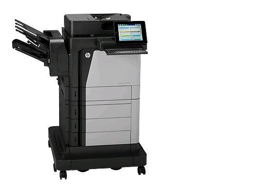 Hewlett Packard - HP Hp Laserjet Ent Flow Mfp M630