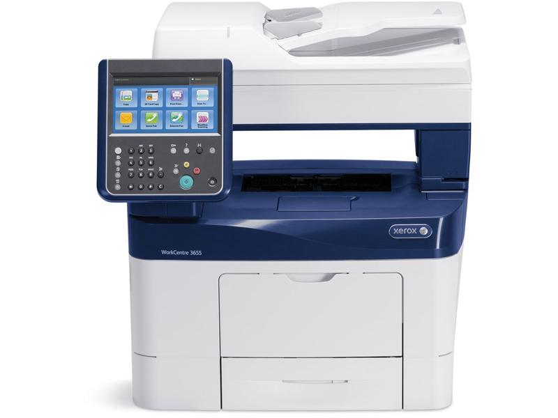 Xerox Workcentre 3655 Prnt/Cpy/Scn/Fx 47Ppm M