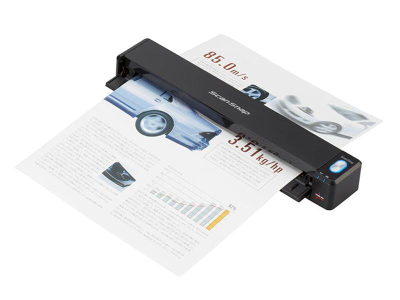 Fujitsu Scansnap S1100i for Windows and Mac