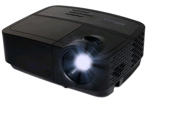 InFocus 1080P Projector W/3000 Lumens And Hdmi