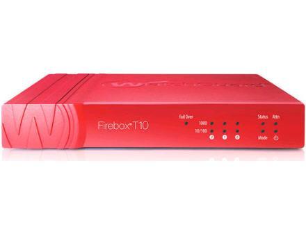 Watchguard Watchguard Firebox T10-W With 1-Yr Secu
