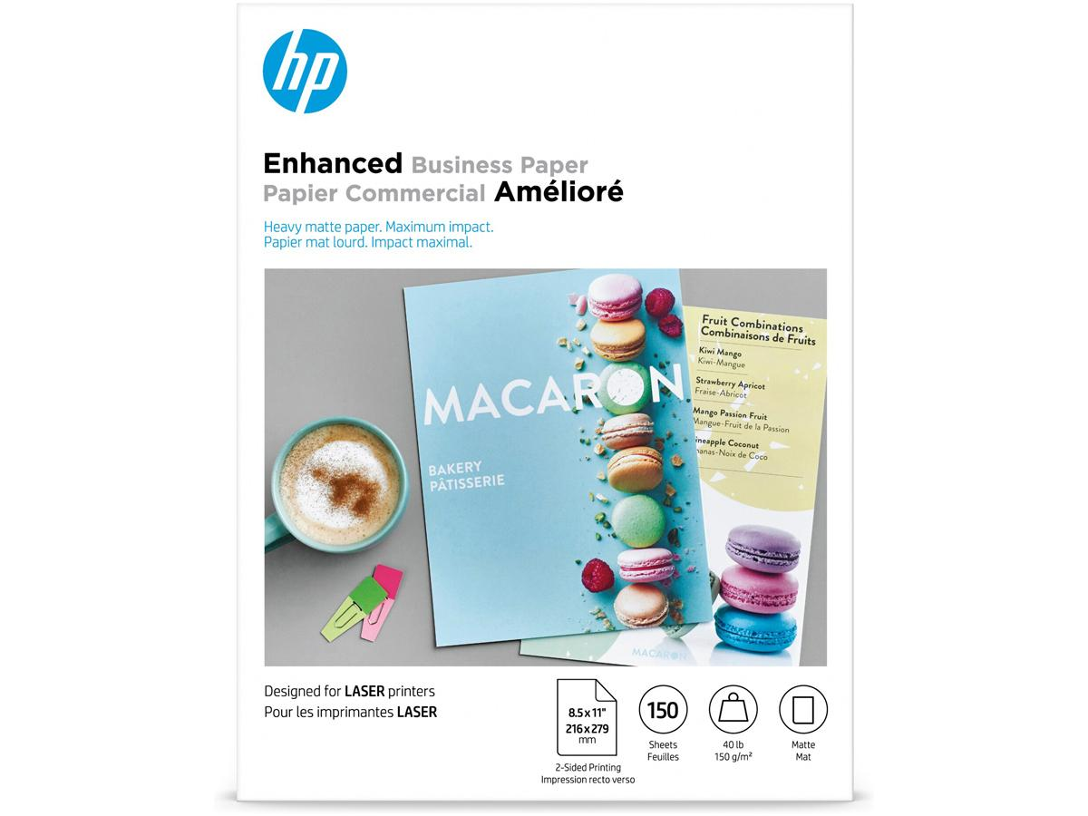 HP Brochure Laser Paper,Matte,150 Sht,le - Q6543A at Sears.com