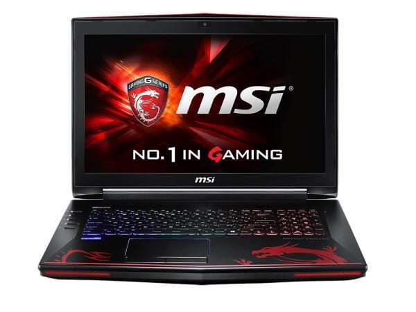 MSI GT72 2QE-808US Red Dragon Edition Dominator
